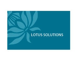lotus solutions logo